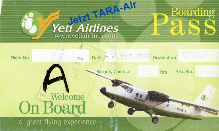 Information Lukla Flüge für Trekking (2)