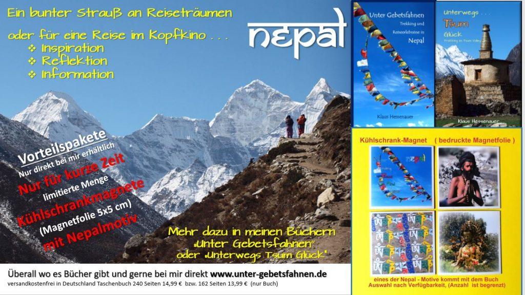 Trekking und Reiseerlebnisse in Nepal