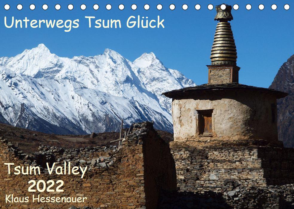 Tsum Glück  Kalender 2022