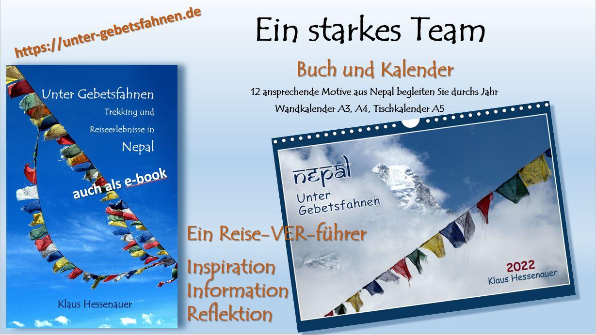 Buch und Kalender
